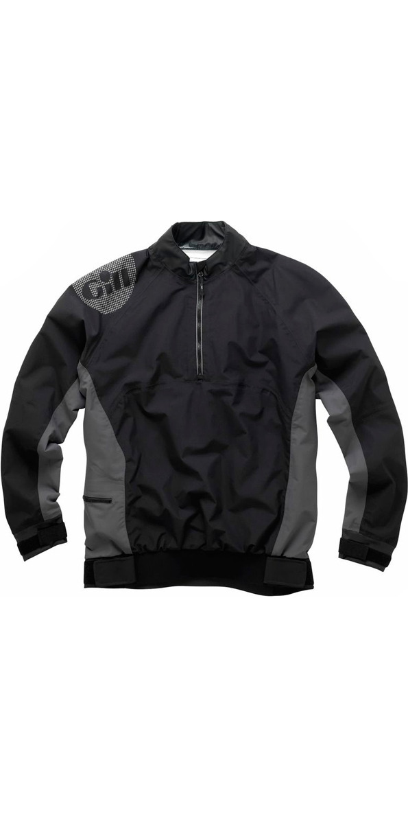 **2015 Gill Mens Pro Top in Black 4363
