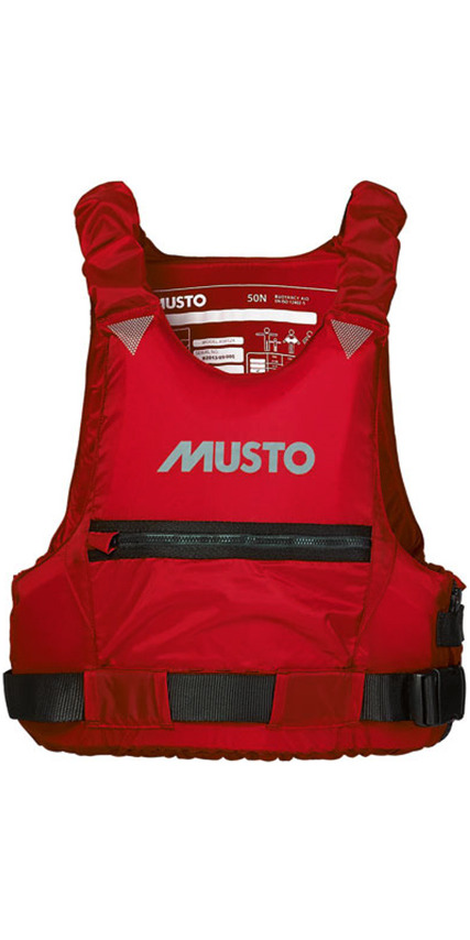 *2014 Musto Championship Buoyancy Aid RED AS6524