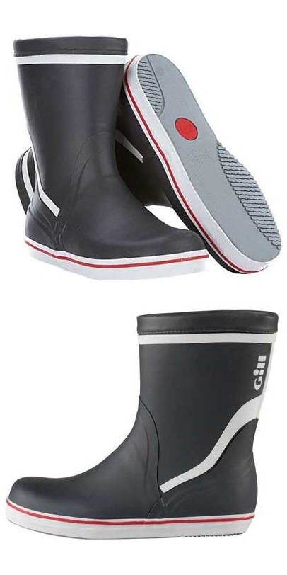 **2015 Gill Short Cruising Boot 901 NEW STYLE