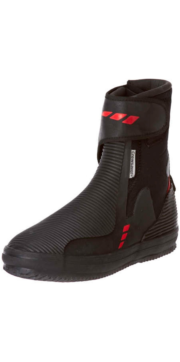 **2015 Crewsaver 5mm BASALT Boot in Black 4561