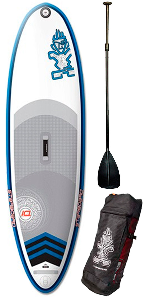 "2014 Starboard Astro Converse Deluxe Inflatable Stand Up Paddle Board 9'0x30"" + Bag, Pump + Free Paddle"