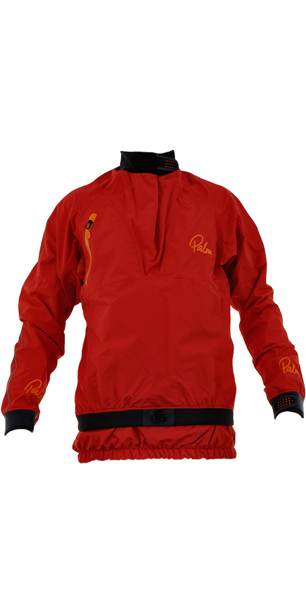 2016 Palm Mistral L/S All Purpose Jacket Red 11733
