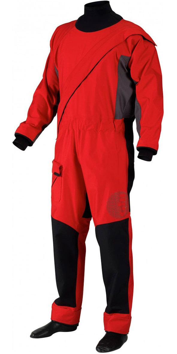 2015/16 Gill Pro Drysuit in Red 4802 FREE UNDERSUIT