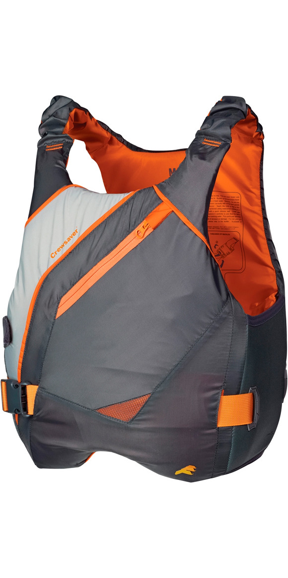 2016 Crewsaver Phase 2 Buoyancy Aid in GREY/Orange 6900