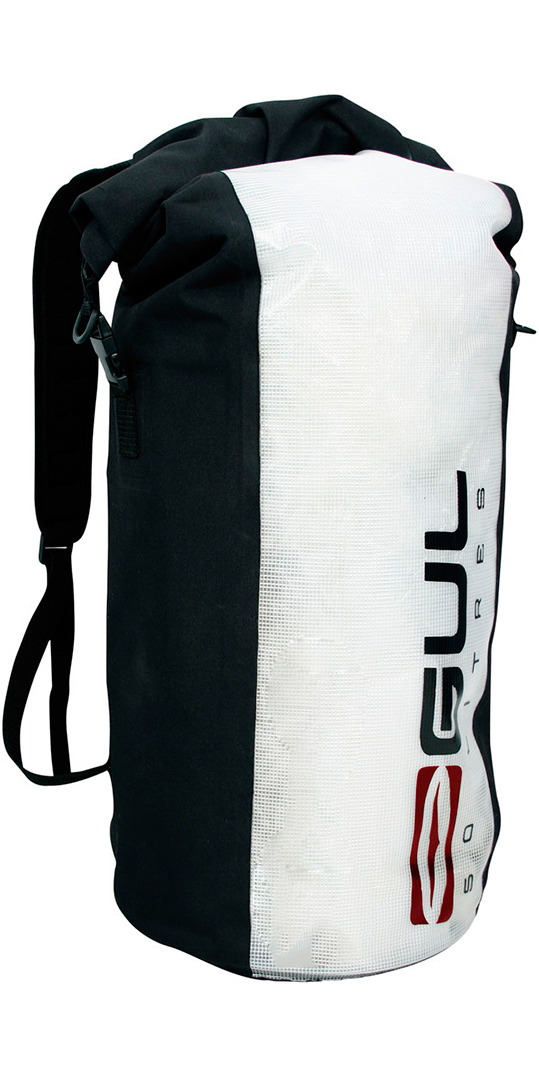2015 Gul Dry Bag 50L with Ruck Sack Straps LU0120