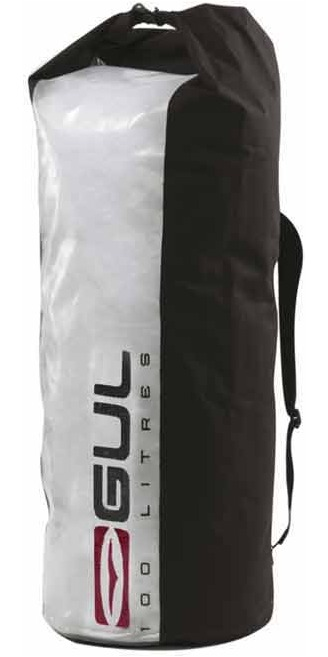 2015 Gul Dry Bag 100 Litre with ruck sack strap LU0122