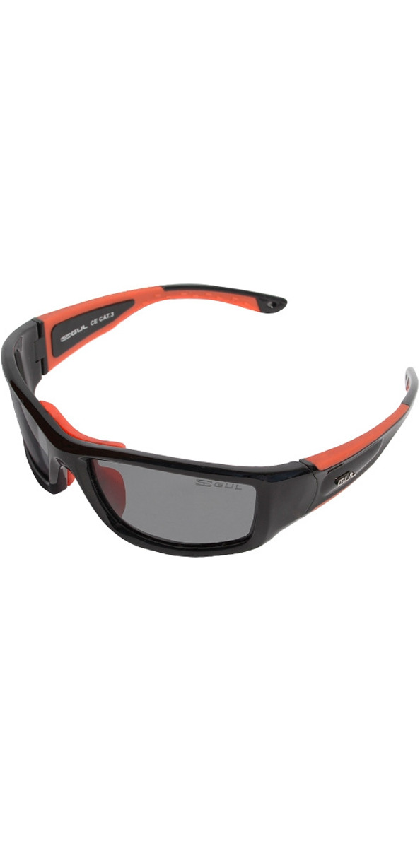 2015 Gul CZ Pro Floating Sunglasses BLACK / RED SG0001