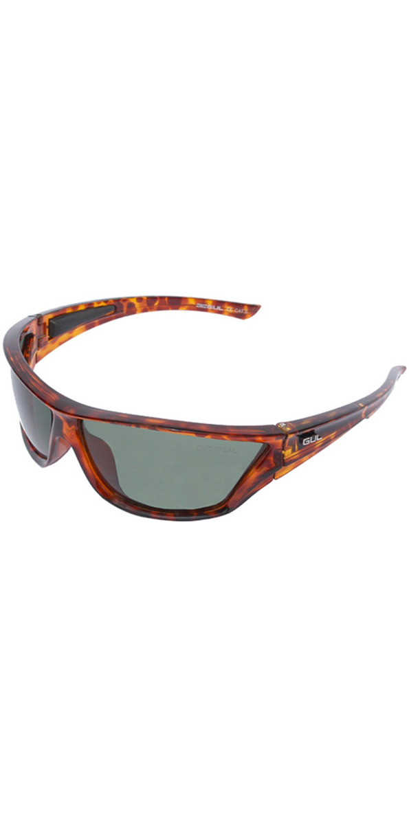 2015 Gul CZ React Floating Sunglasses TORTOISE SHELL / BROWN SG0003