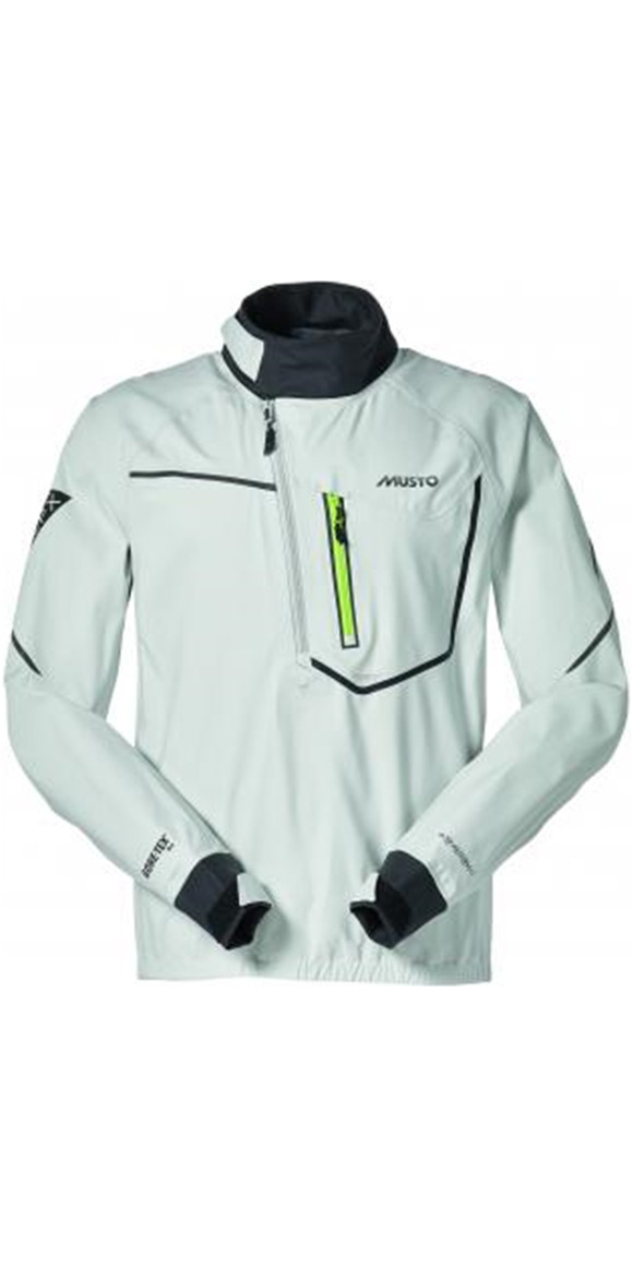 2015 Musto LPX Dynamic Stretch  SMOCK in Platinum SL0080
