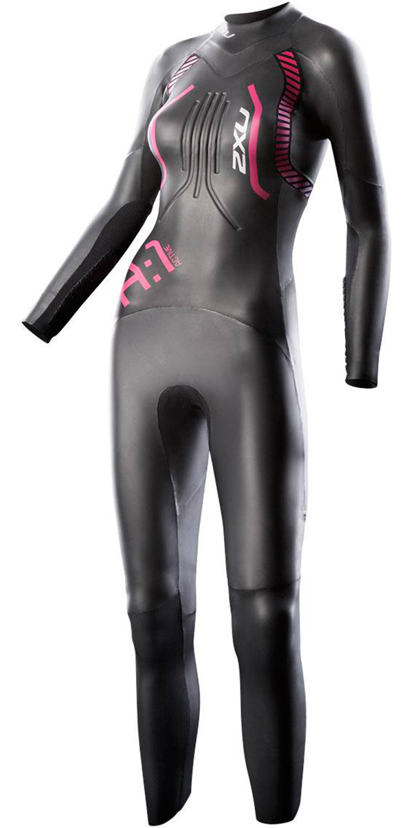 2015 2XU LADIES A:1 ACTIVE Triathlon WETSUIT WW2357