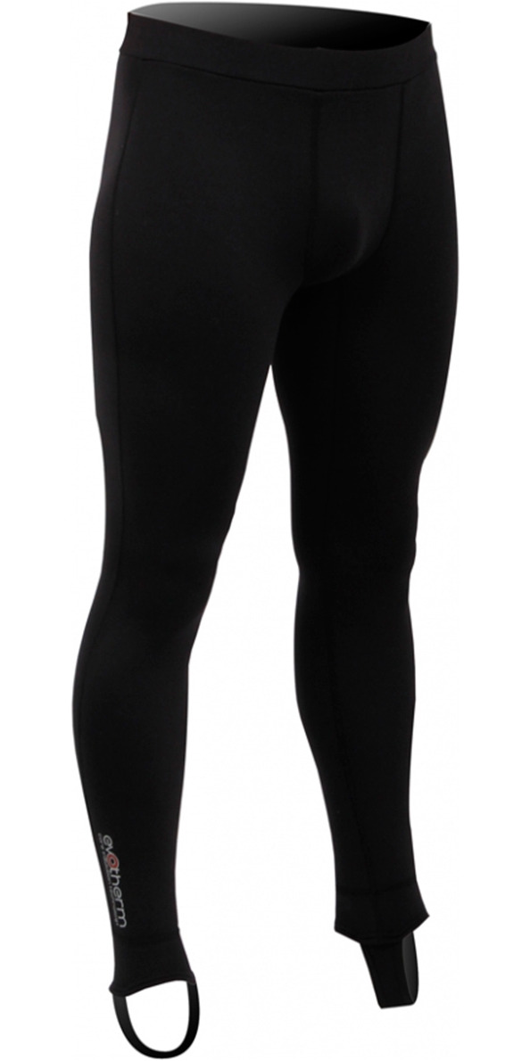 2015 Gul Evotherm Thermal Leggings AC0041 Black - New Style