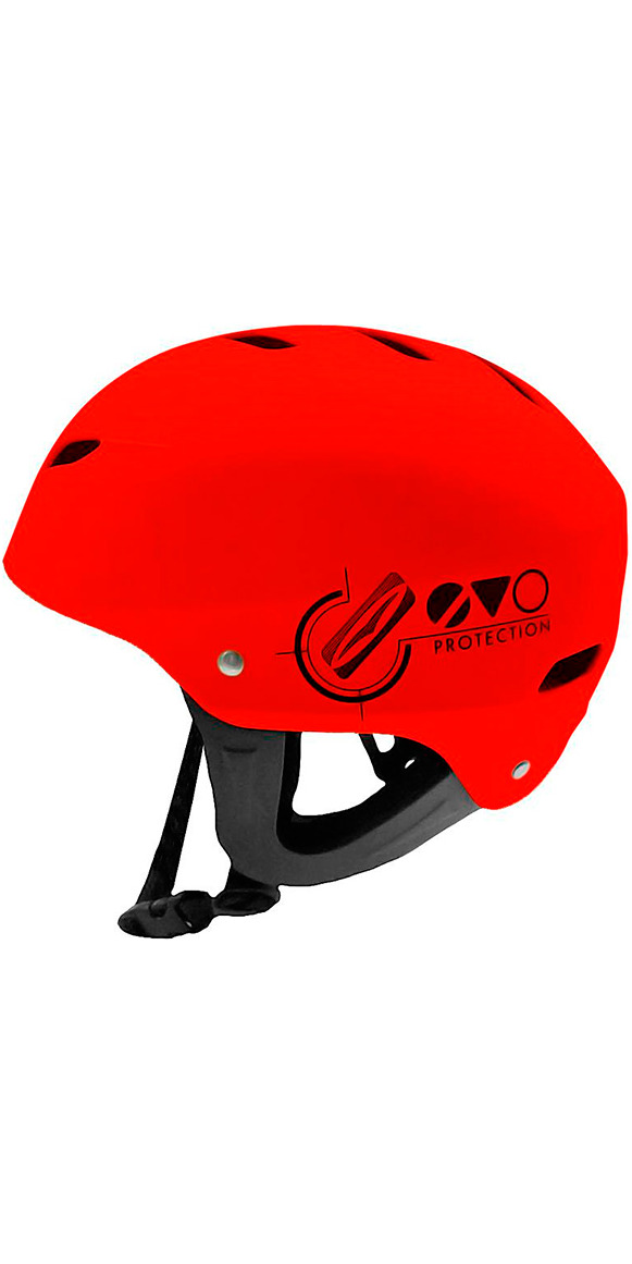 **2015 Gul Evo Watersports Helmet Red AC0104