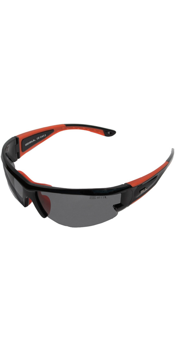 2015 Gul CZ Race Floating Sunglasses BLACK / RED SG0002