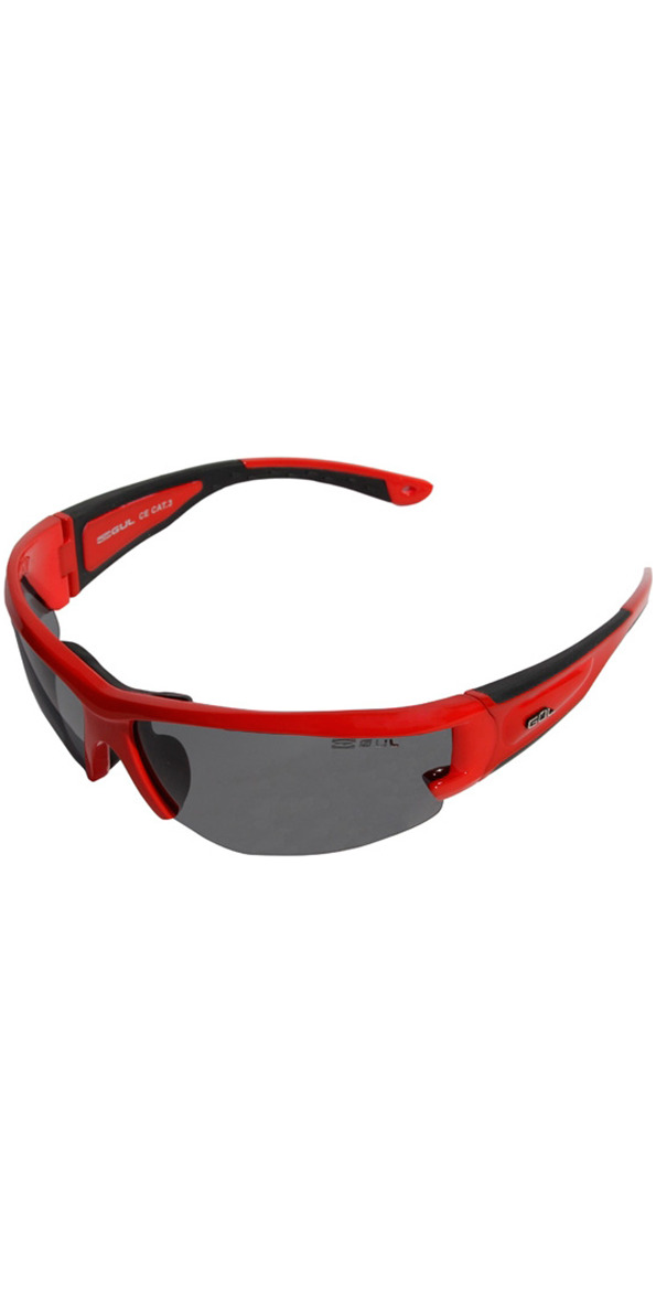 2015 Gul CZ Race Floating Sunglasses RED / BLACK SG0002