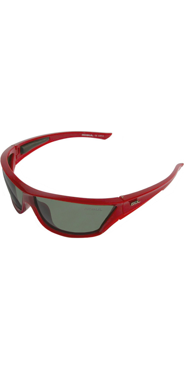 2015 Gul CZ React Floating Sunglasses Red/Black SG0003