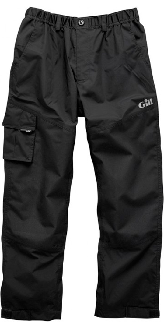 **2015 Gill Waterproof Sailing Trousers in Graphite 4362