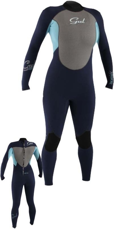 Gul Response 3/2 GBS LADIES Wetsuit Ink Blue/Blue RE1232