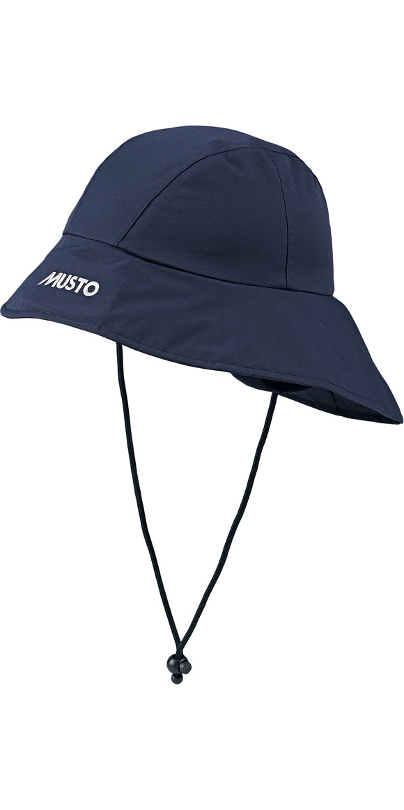 2016 Musto SouWester Hat in Navy Blue AS0271