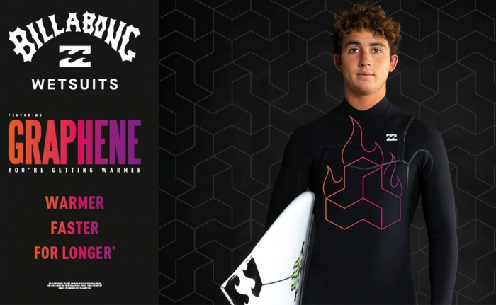 First look at the brand new Billabong Furnace Graphene Wetsuits | Wetsuit  Outlet Blog