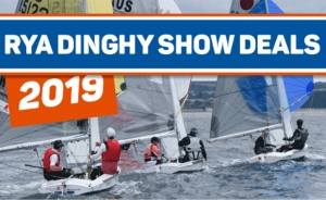 RYA Dinghy Show Deals 2019