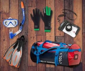Diving Holiday Checklist