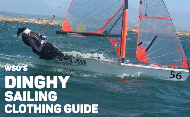 36fb3ff62 Dinghy Sailing Clothing Guide | Wetsuit Outlet Blog