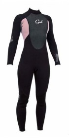 Gul Response 3/2mm Ladies Steamer Wetsuit RE1320 PINK