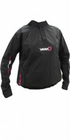 Yak Breeze LADIES Spray Top in Black/MAGENTA 6665