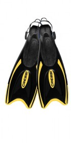 Cressi Palau Adult Fins YELLOW