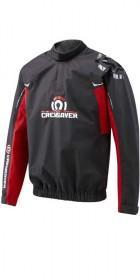 2013 Crewsaver SPARK Spray Top in Red/Black 6676