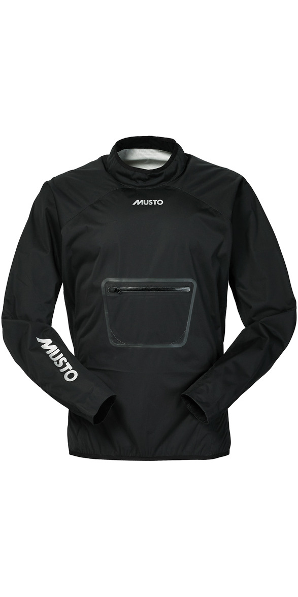 *2014 Musto Performance Dinghy Smock in Black SO0011