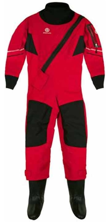 2015 Henri Lloyd Cobra Drysuit RED Y15043